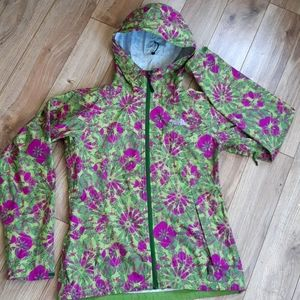 The North Face HyVent 2.5 stowable rain jacket